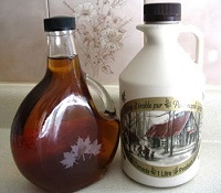 Find local maple syrup orchards and sugarworks here!